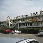hotel premiére classe perpignan