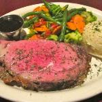 Prime Rib Special 2 for $33 includes a dessert to share!