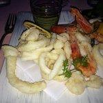 prato tipico de Napolis