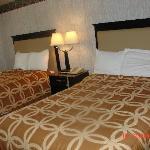 Double 2 Queen Bed