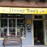 Outside of Honey Bee's