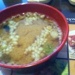 some soup
