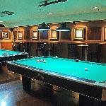Billiard Area
