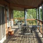 upper lodge balcony