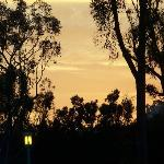Sunset at Dana Point