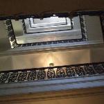 Vu de l'escalier