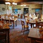 the lower restaurant