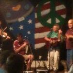 celtic group Slip Jig performing