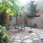 Beautiful Courtyards