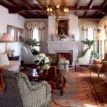 Sea Island Suite Living Room