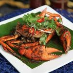 Singaporean Chilli and Black Pepper Live Mud Crab