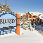 BlueSky Breckenridge Sign BB