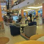 Dormans cafe in the Westgate centre