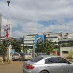 The Sarit Centre in Westlands