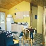 Cabin #2 - Kitchen