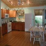 Cabin #6 - Kitchen