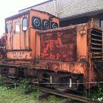 Interesting train