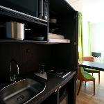 Standard Room With Mini Kitchen