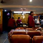 A scene from George Restaurant