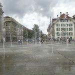 Federal Building - Bundesplatz - Bern, Switzerland