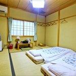 Our room at Ryokan Shimizu
