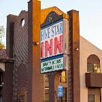 Five Star Inn West Covina CAExterior Sign