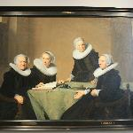 One of the Frans Hals group portrets