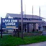 Lake Erie Lodge Erie PAExterior