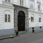 Antiq Palace entrance