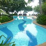 The beautiful pool....refreshing!!!