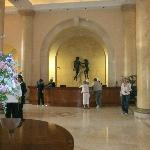 Lobby of Southern Sun The Cullinan