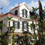 Quinta mit Bar und Restaurant