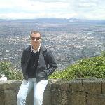 Vista panorâmica de Bogotá