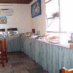 Sala do café