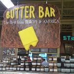 Here a butter, there a butter, everywhere another butter....