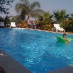 piscina masseria
