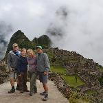 Finally, Machu Picchu!