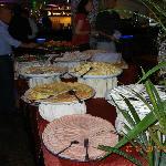 Buffet salumi/formaggi
