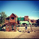 the mini playground