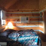 King Bed Cabin 6