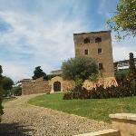 torre vella exterior