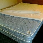 i don't think mattresses get much cheaper than this but at least they rotate every 3 mths!