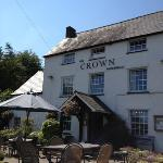 The Crown is one of Abergavenny's best kept secrets...