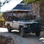 Safari truck