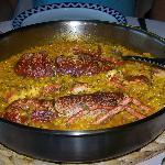 Restaurante arroz de bogavante