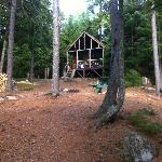 Top Secret Cabin