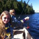 Canoeing/Fishing