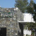 Outside La Ceiba