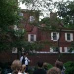 Philadelphia Ghost Tour - Physician's House Stop
