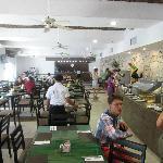 La Ceiba Restaurant Interior